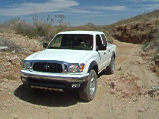 Red Canyon Trail Video