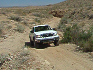 Red Canyon Trail Video Image