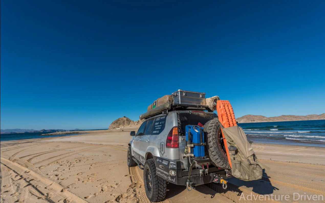 Expedition Portal - Adventure Driven's Lexus GX 470 | Icon Vehicle