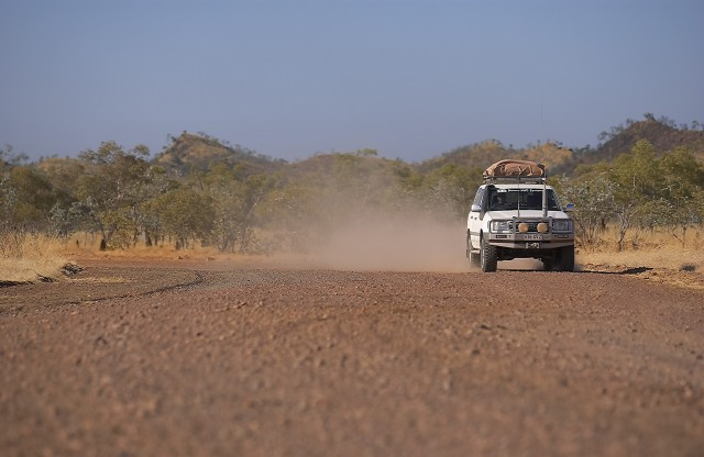 11-On the road north of Camooweal-pic by M Ellem