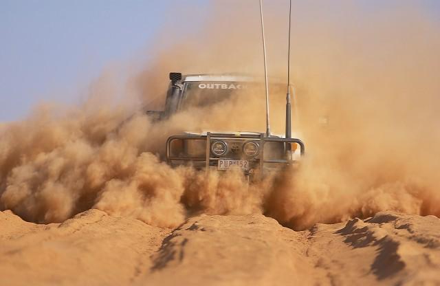 12-Bulldust near the border close to Urandangi- pic by M Ellem