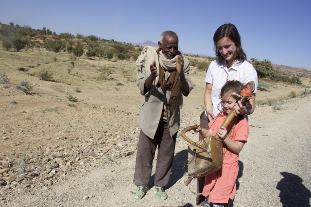 learning a new instrument Ethiopia