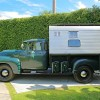 La Aduana: Steve McQueen's 1952 Chevrolet Pick Up Truck