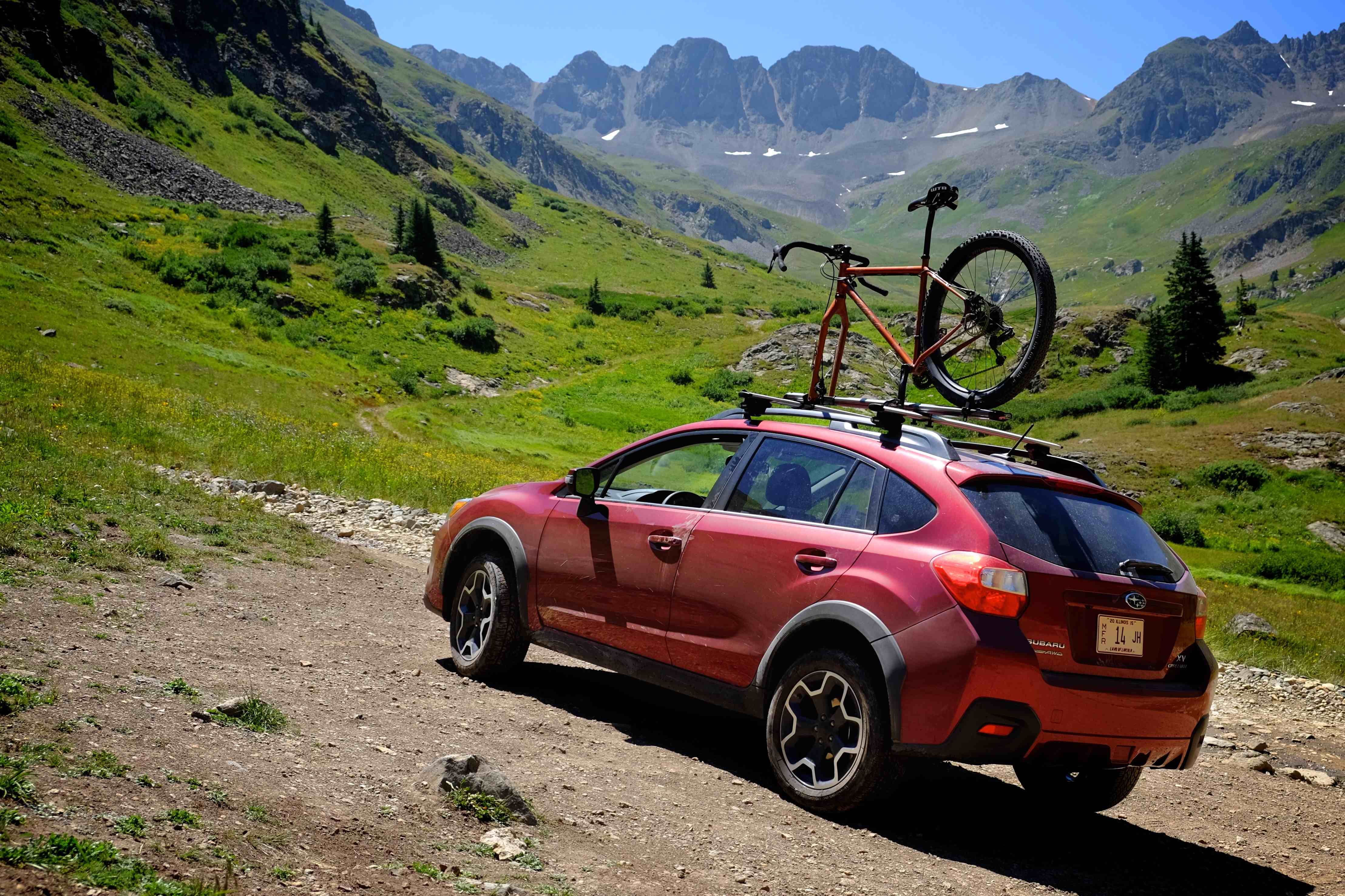 Road And Trail Tested 2015 Subaru XV Crosstrek 2 0i Limited