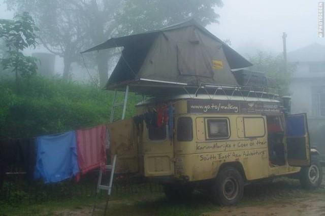 wet-tent