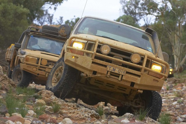 Photography by Offroad Images 2007 - http://www.offroadimages.com.au - (02) 9543 0088