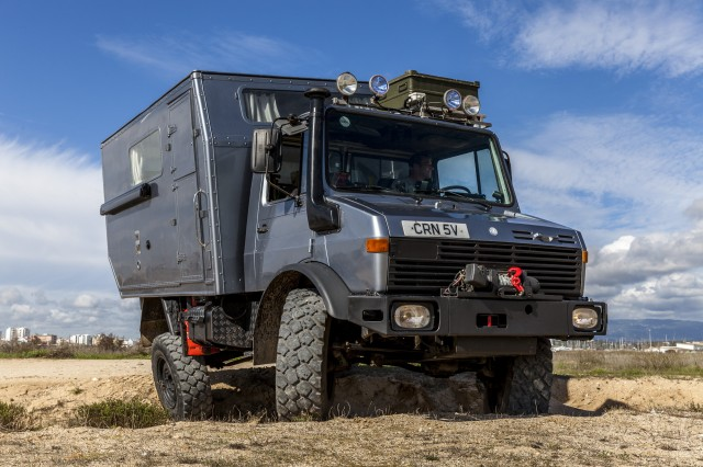 Featured Vehicle- Mowgli the Unimog-1