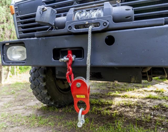 Featured Vehicle- Mowgli the Unimog-14