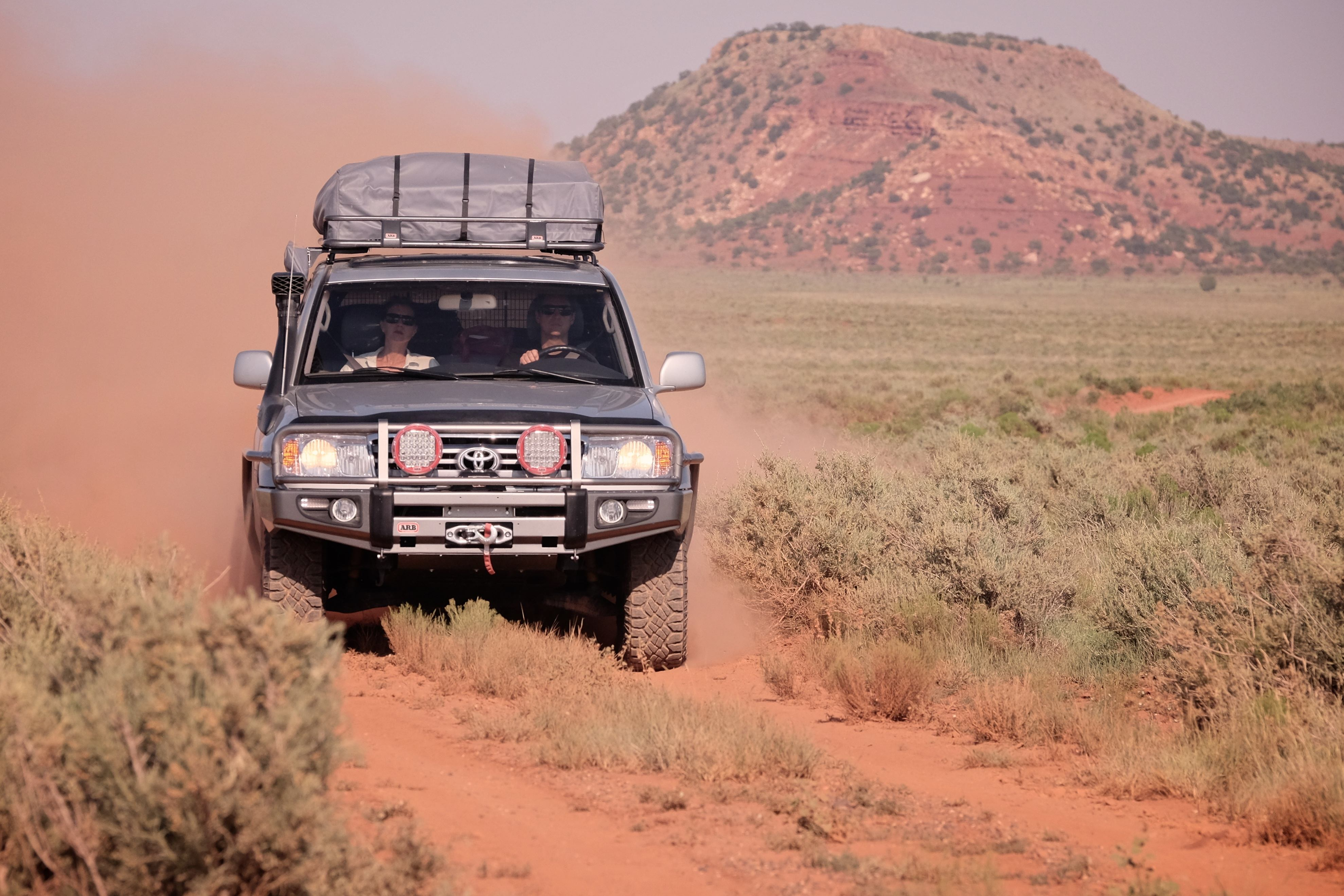 Featured Vehicle: ARB's 100 Series Land Cruiser ...