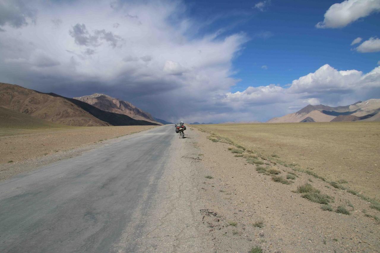 The Murghab Plateau - colder than it looks