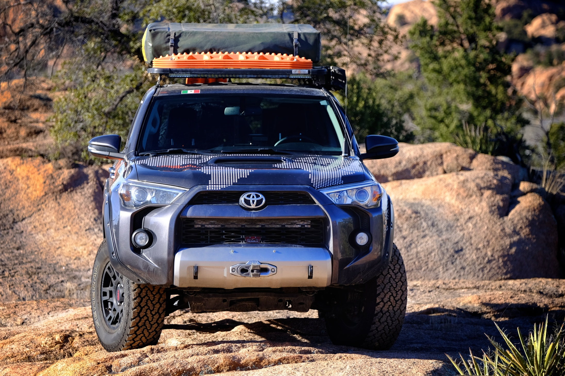Featured Vehicle Expedition Overland S Toyota 4runner
