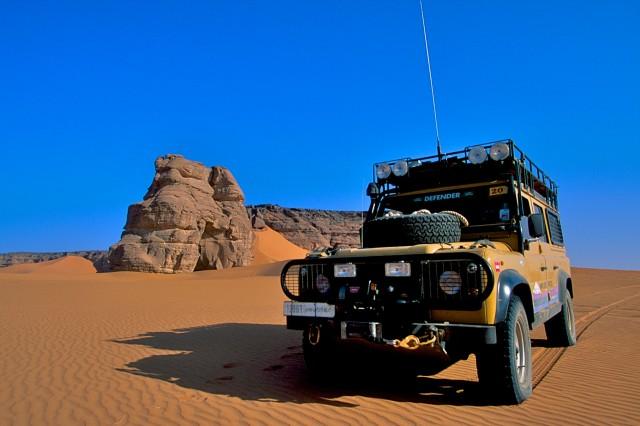 Libya Trip 2001
