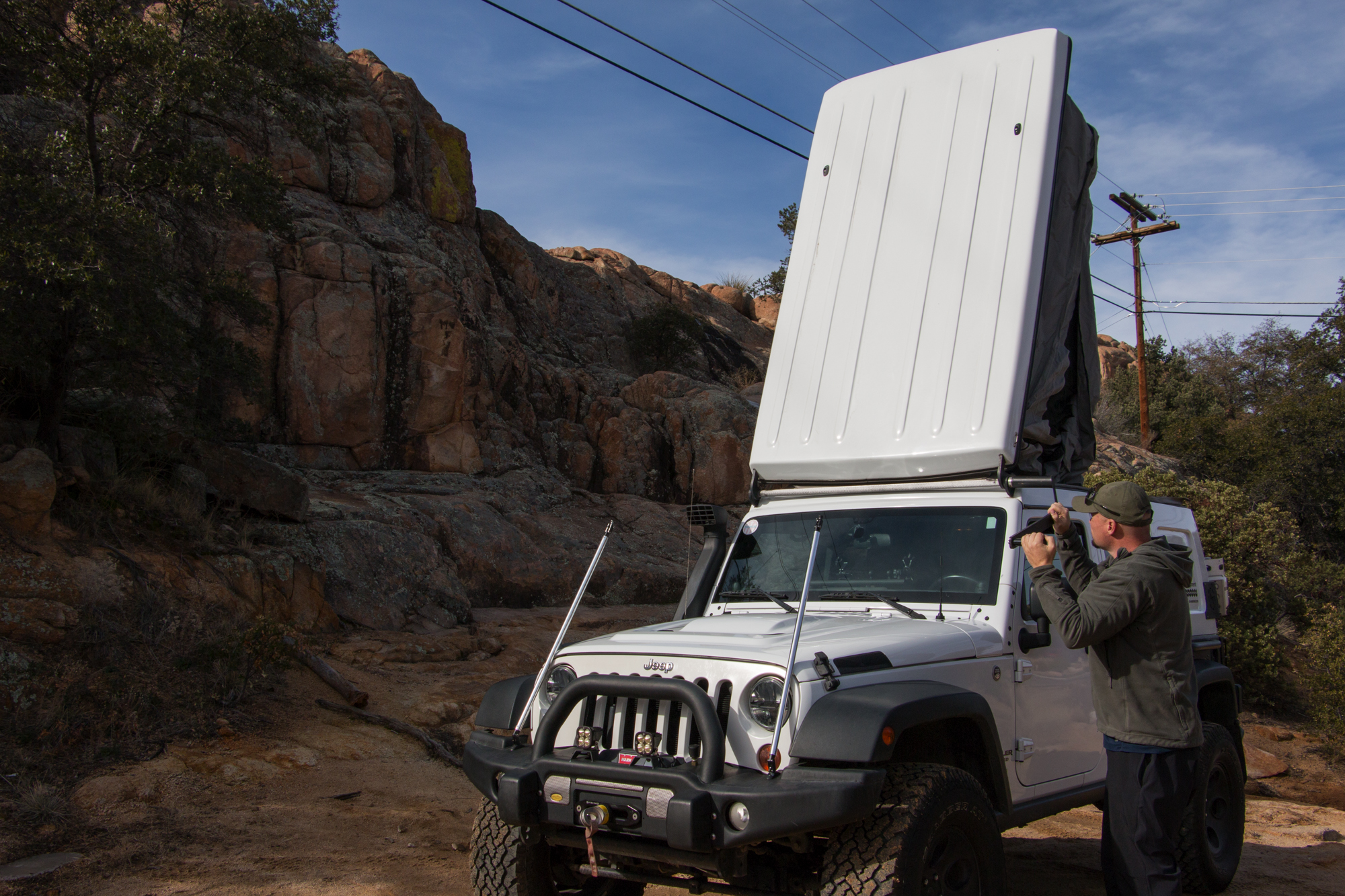 Featured Vehicle AT Overland Jeep JK – Expedition Portal