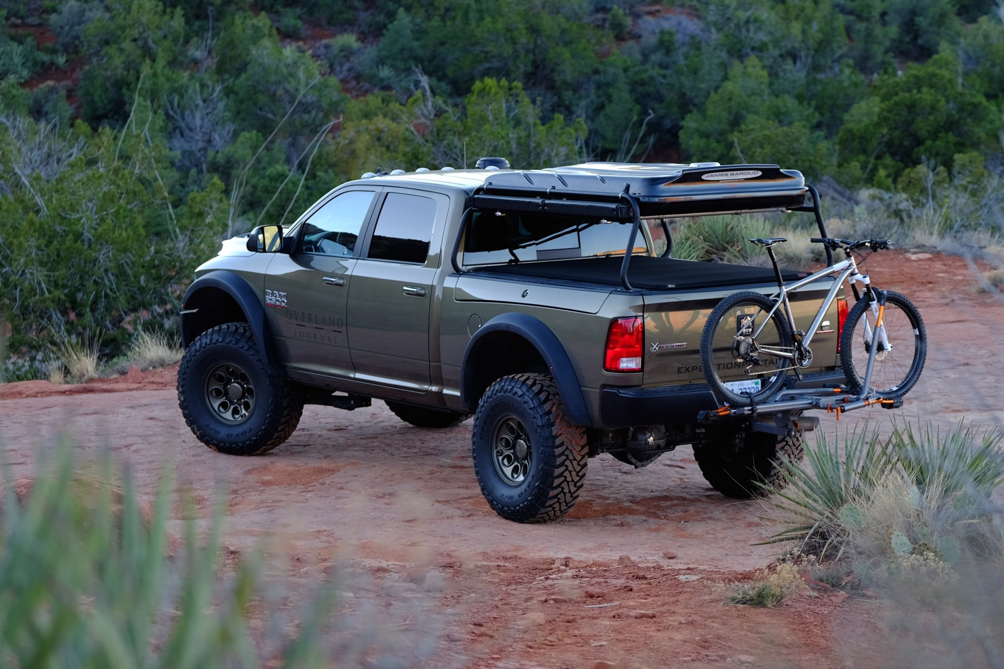 Featured Vehicle American Expedition Vehicles Ram