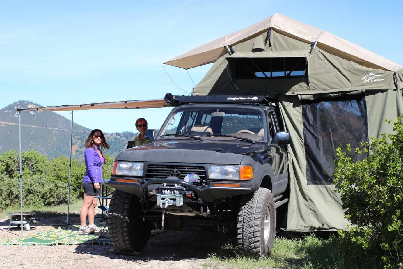 Buyer S Guide Soft Shell Roof Top Tents Expedition