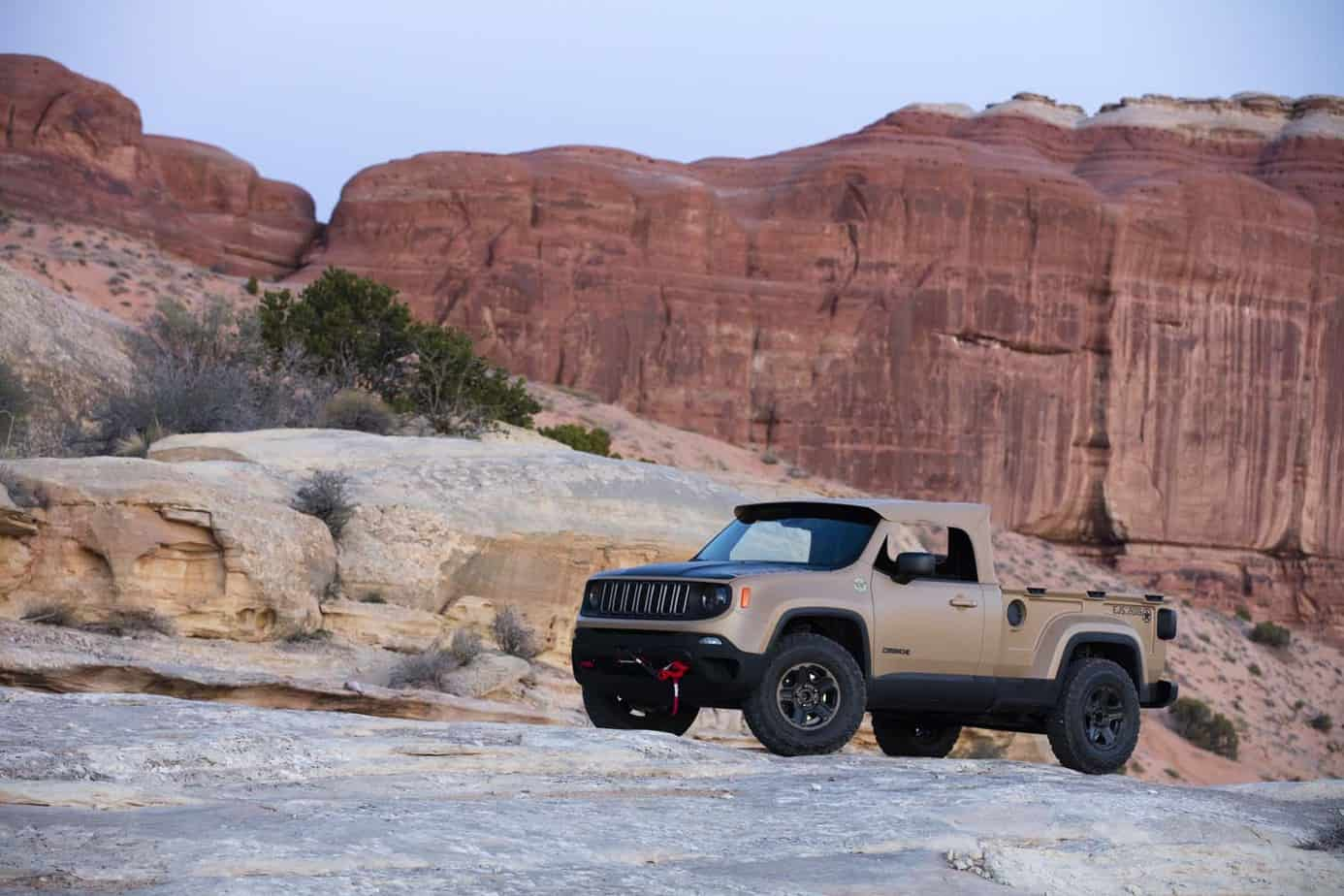 Best Overland Vehicles >> Jeeps new concept vehicles hit the trail – Expedition Portal