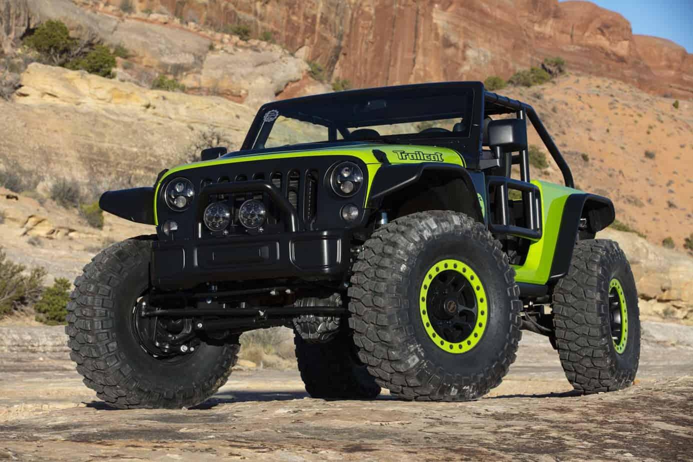 2016 Jeep Comanche >> Jeeps new concept vehicles hit the trail – Expedition Portal