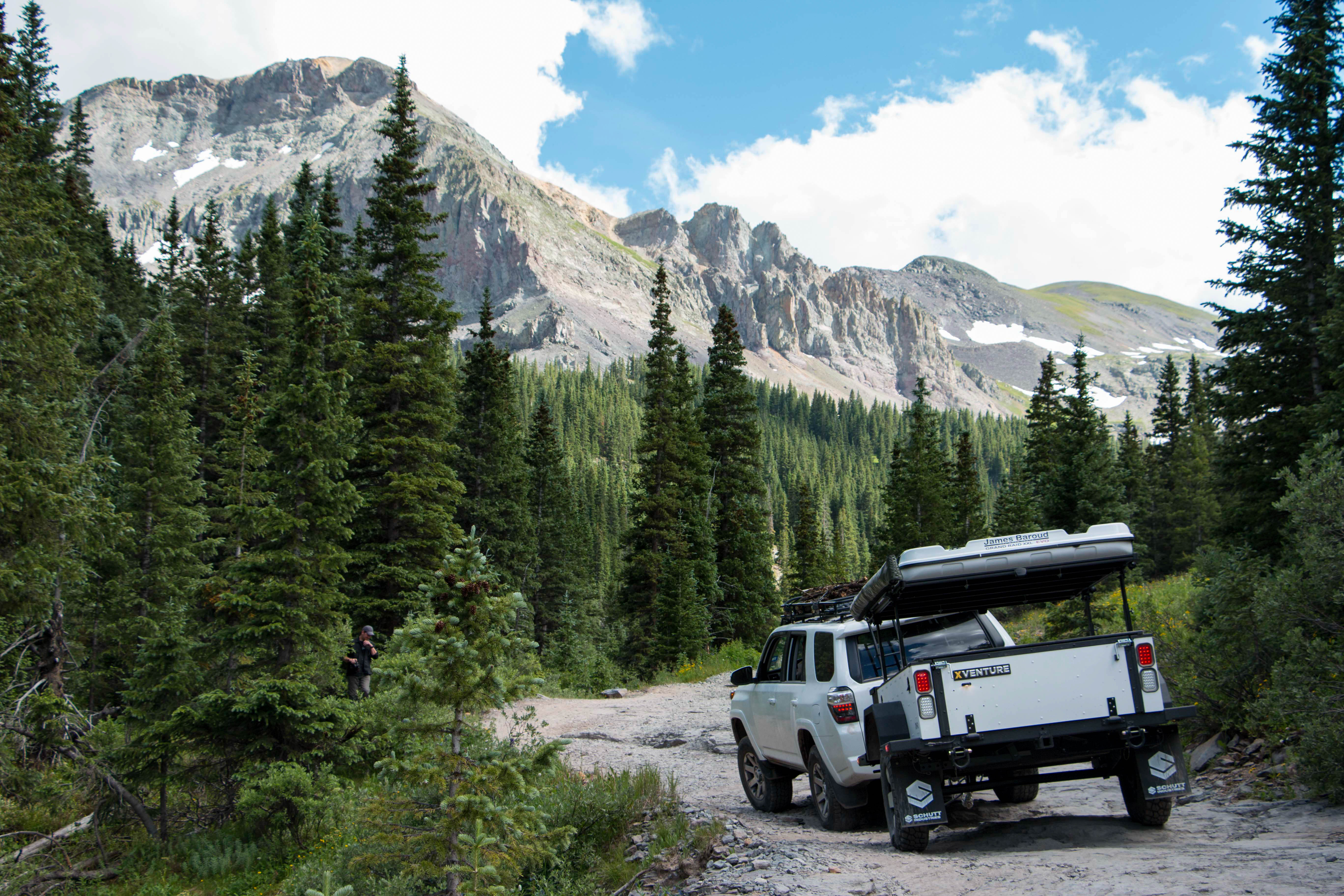 Overland Routes Alpine Loop Expedition Portal