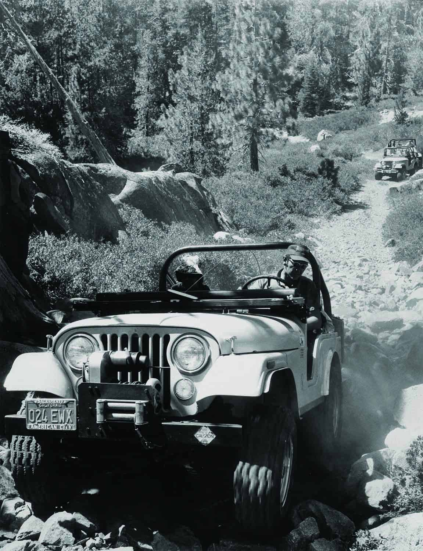 Sierra Trek - Vintage Images 001