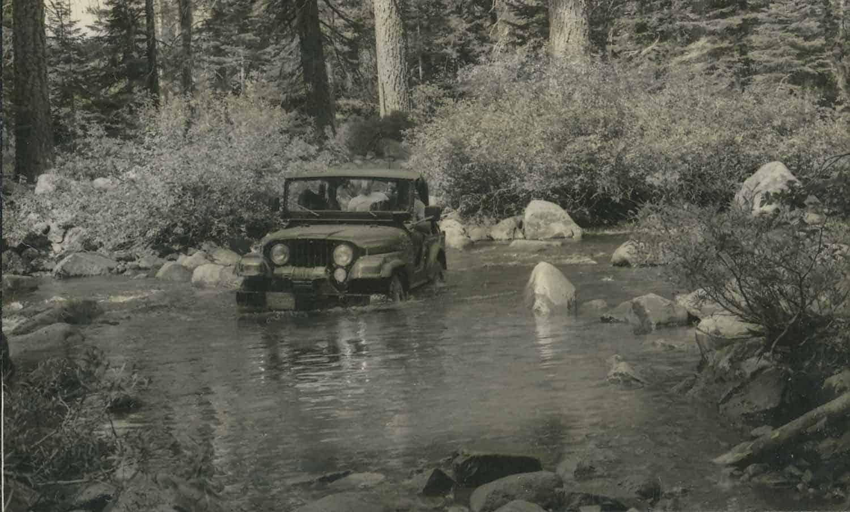 Sierra Trek - Vintage Images 004