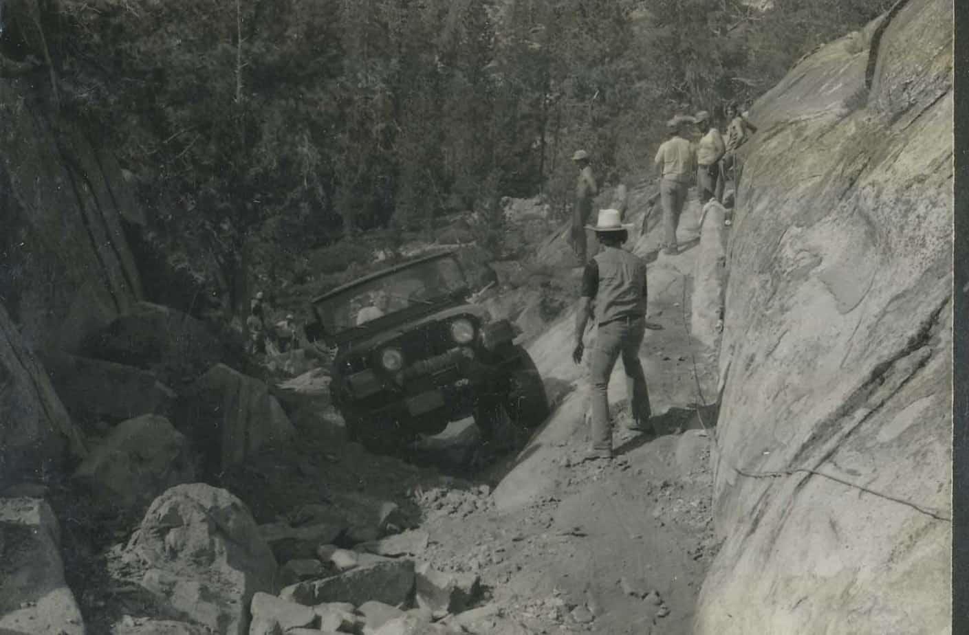 Sierra Trek - Vintage Images 005