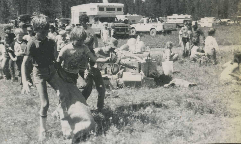 Sierra Trek - Vintage Images 006
