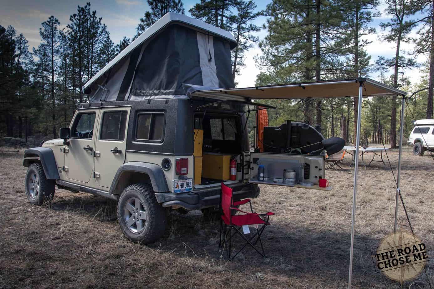 The Road Chose Me Dan Grec S Jeep Wrangler Rubicon
