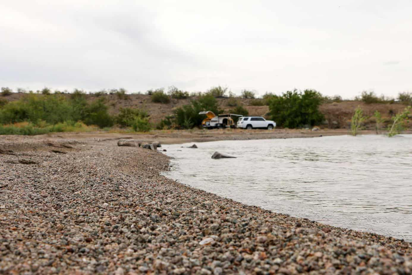 Overland routes the mojave road expedition portal for Lake mohave fishing