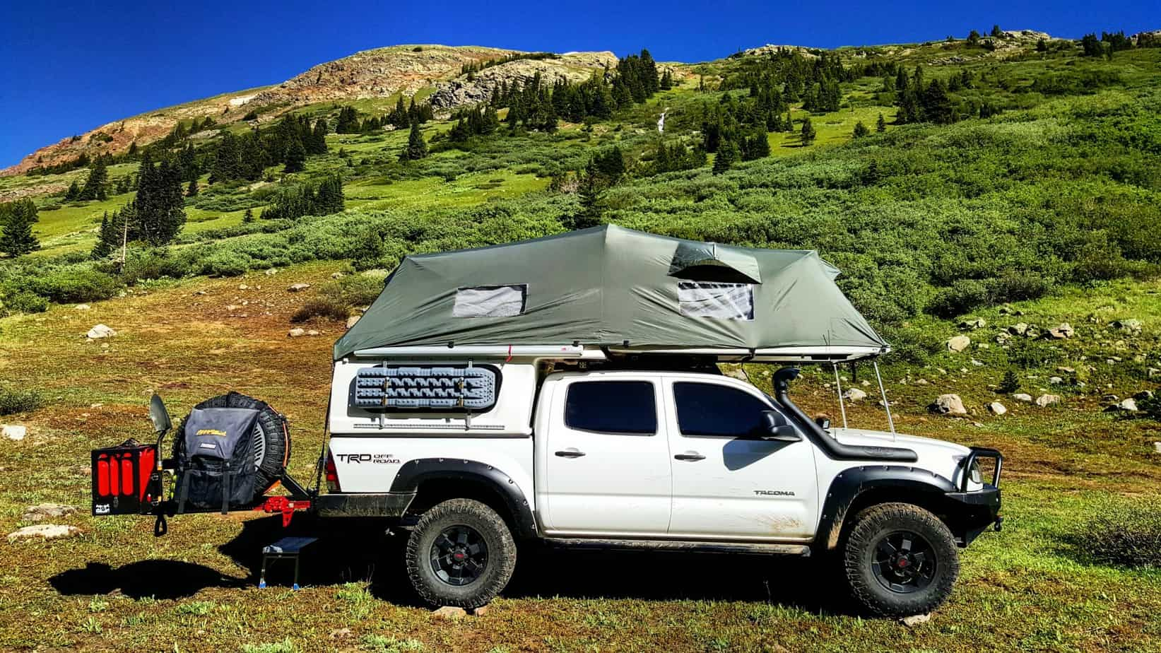 Off Road Van Parts >> Featured Vehicle: Jon Burtt's Toyota Tacoma – Expedition Portal