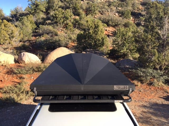 Gear Scout Eezi Awn Releases New Stealth Hard Shell Rtt