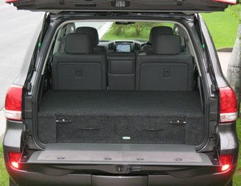 OffRoad Systems in truck