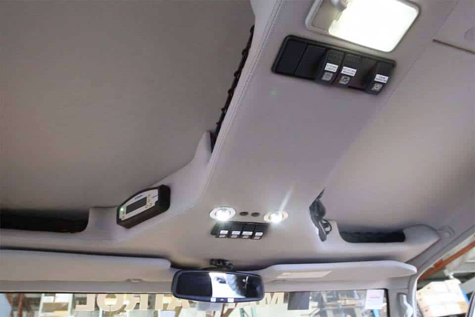 roof console lc79 globalsat