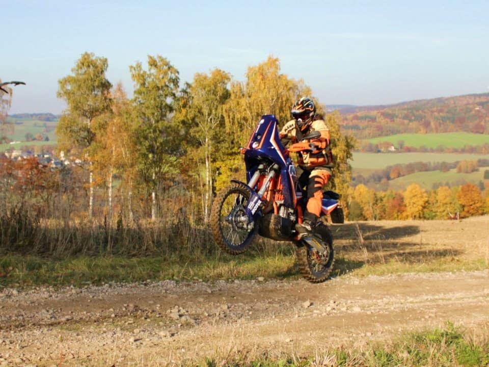 KTM 450 Adventure