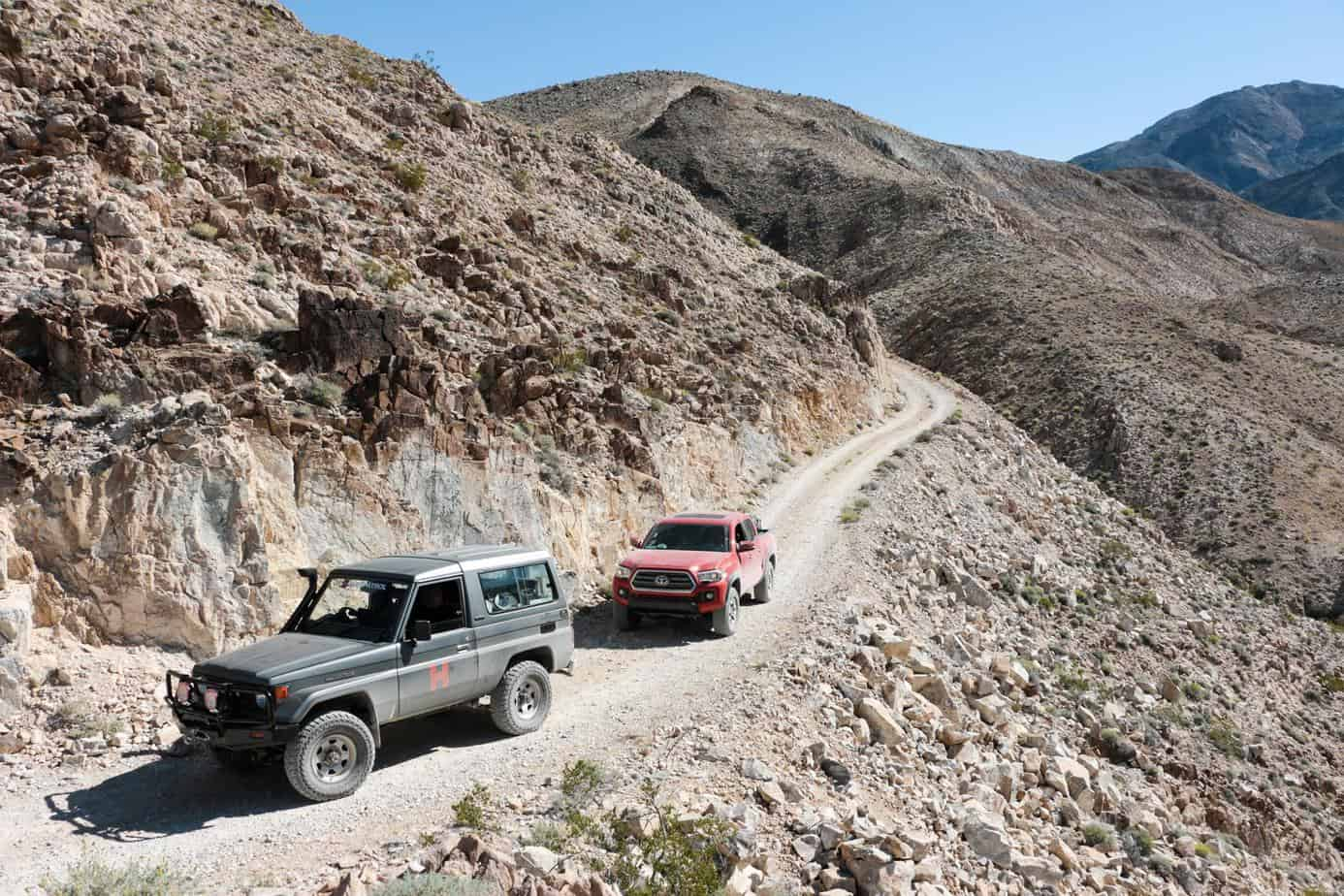 Death Valley Adventure - Image courtesy of Expedition Portal