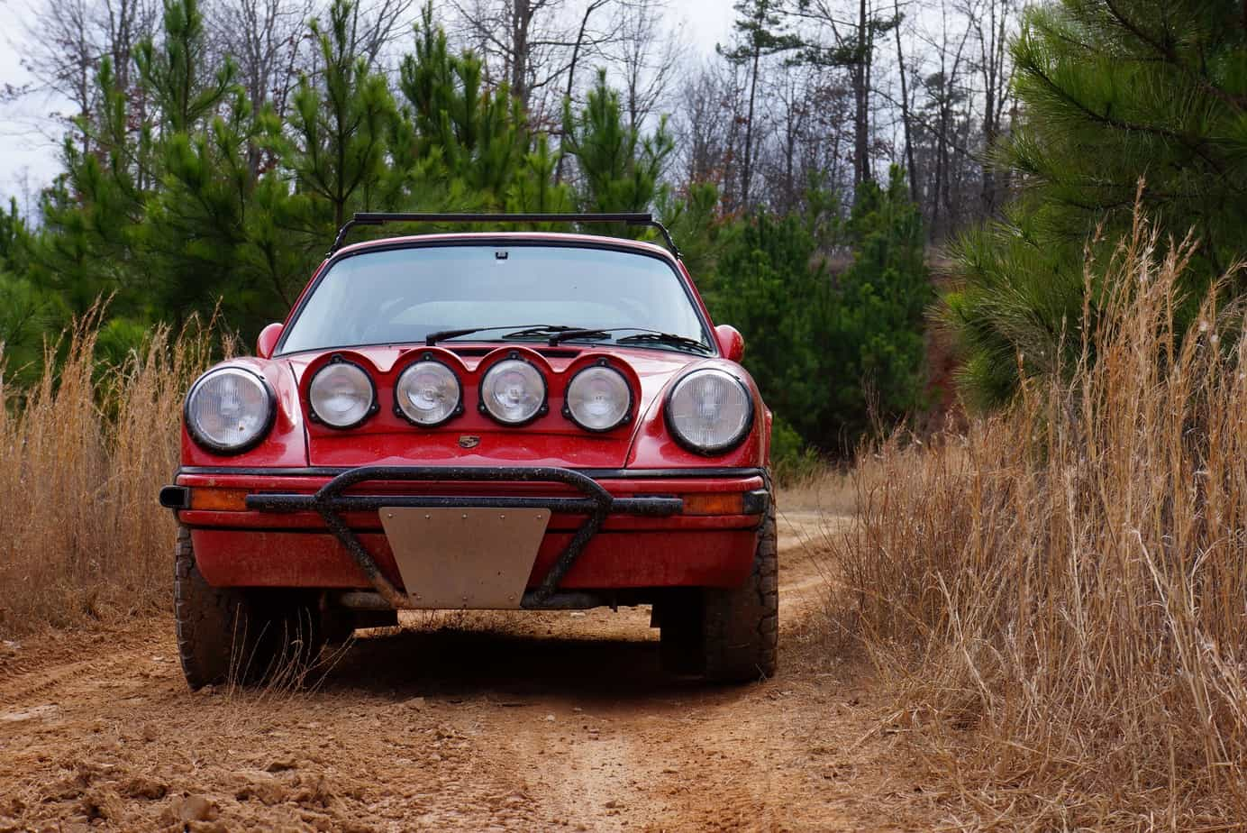 Porsche 911 Safari  The Keen Project  Expedition Portal
