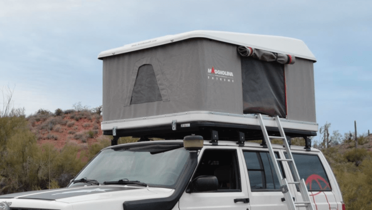 Buyer's Guide: Hard Shell Roof Top Tents – Expedition Portal