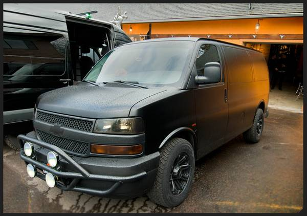 2008 chevy express awd 4x4 rear ac cargo all the options could be class b camper. Black Bedroom Furniture Sets. Home Design Ideas