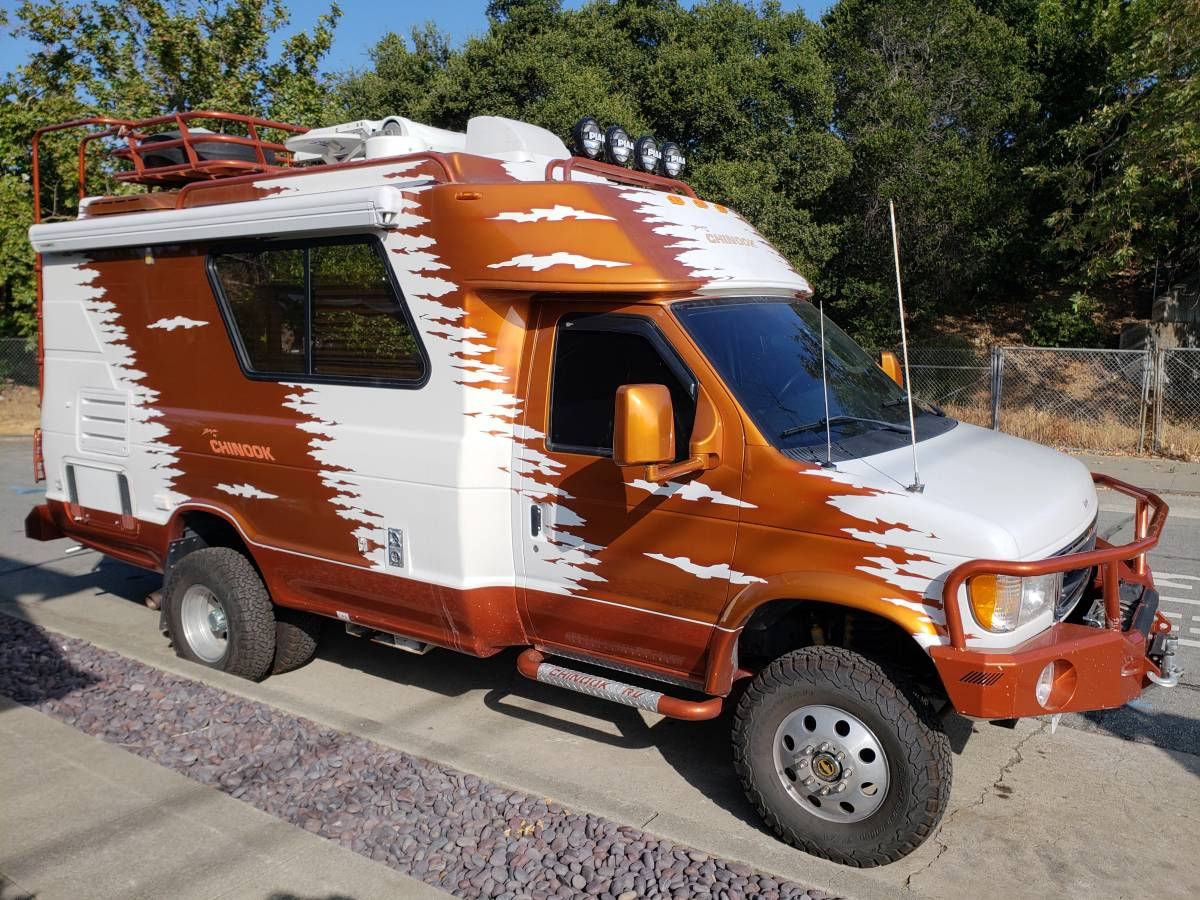 2003 Chinook Baja, California, $65,000 | Expedition Portal