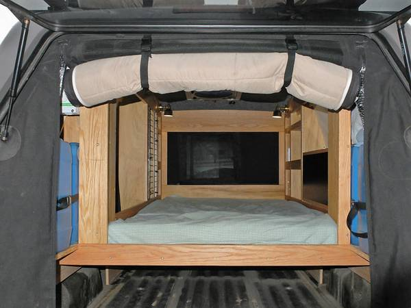 Set up camper shell for sale - $1,200 - Expedition Portal