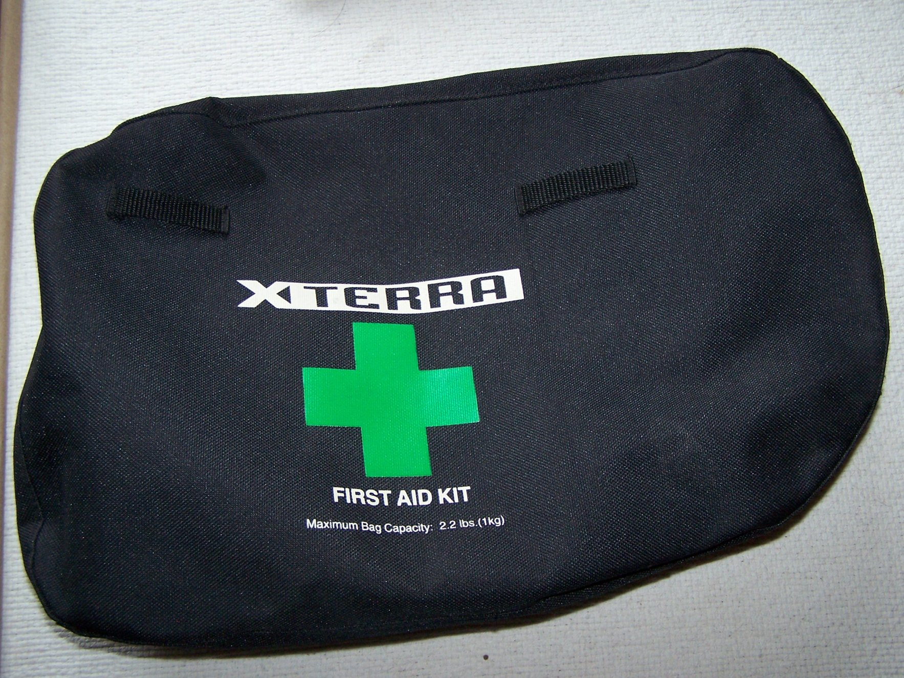 sold xterra first aid bag expedition portal. Black Bedroom Furniture Sets. Home Design Ideas