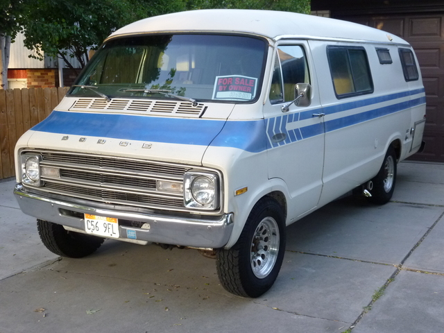1978 Dodge Xplorer Camper Van - Expedition Portal