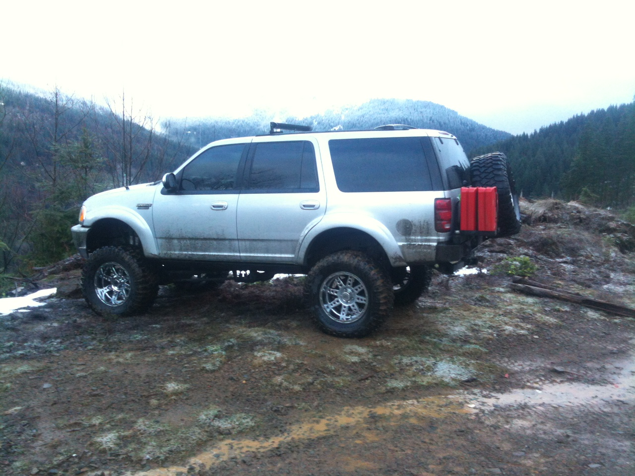 Overland Set Up 1998 Ford Expedition Xlt 4x4 Expedition Portal