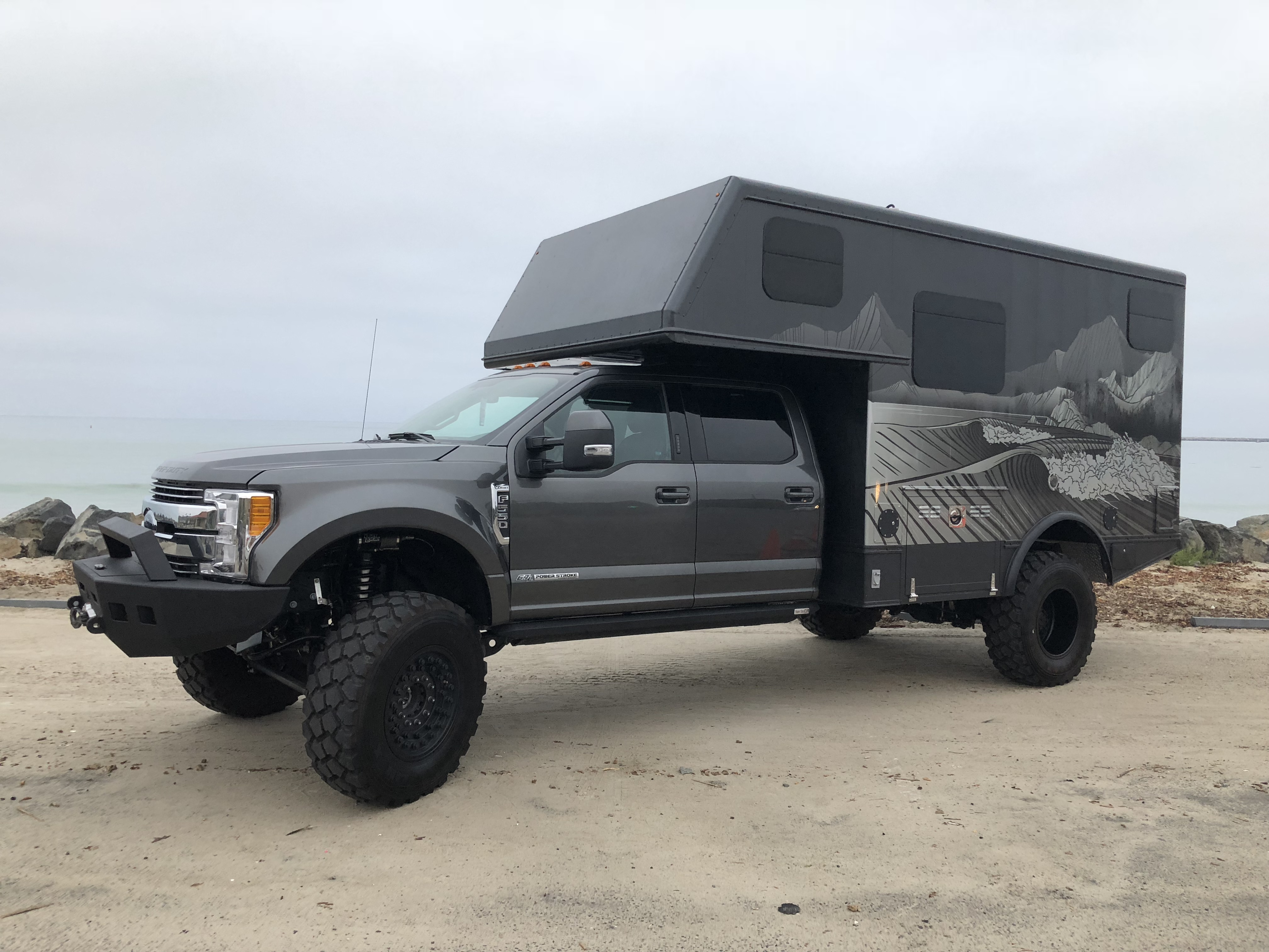 Best Overland Vehicles >> SOLD -Basecamp F550- Custom Expedition Overland Camper- Lots of Pics | Expedition Portal