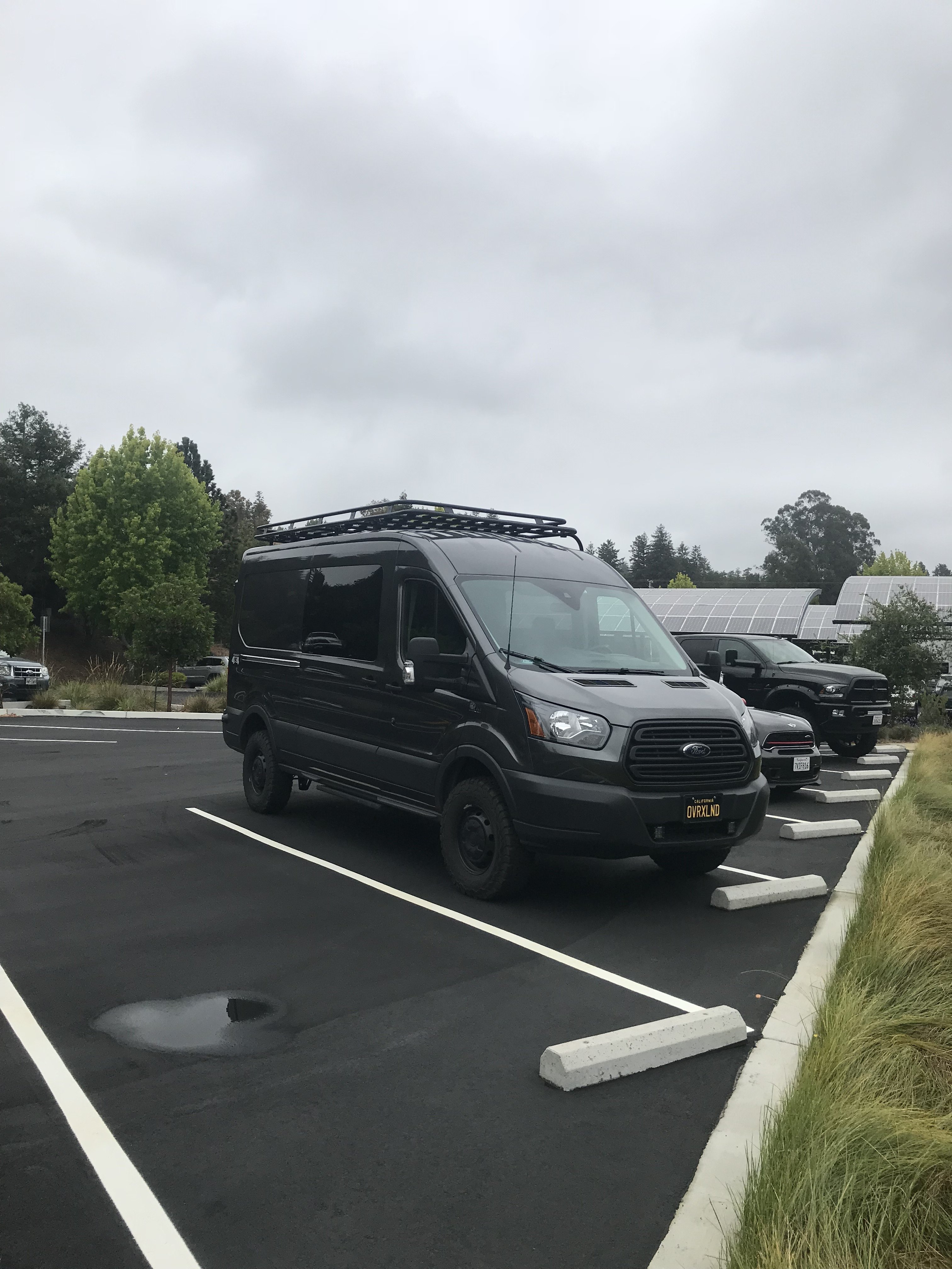 SOLD: 2018 Ford Transit Quigley 4x4 Camper  | Expedition Portal