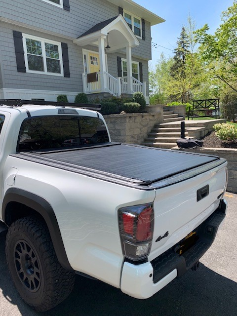 Pace Edwards Ultragroove Metal Truck Bed Cover For A Toyota Tacoma Short Bed 5 Ft 1500 Expedition Portal