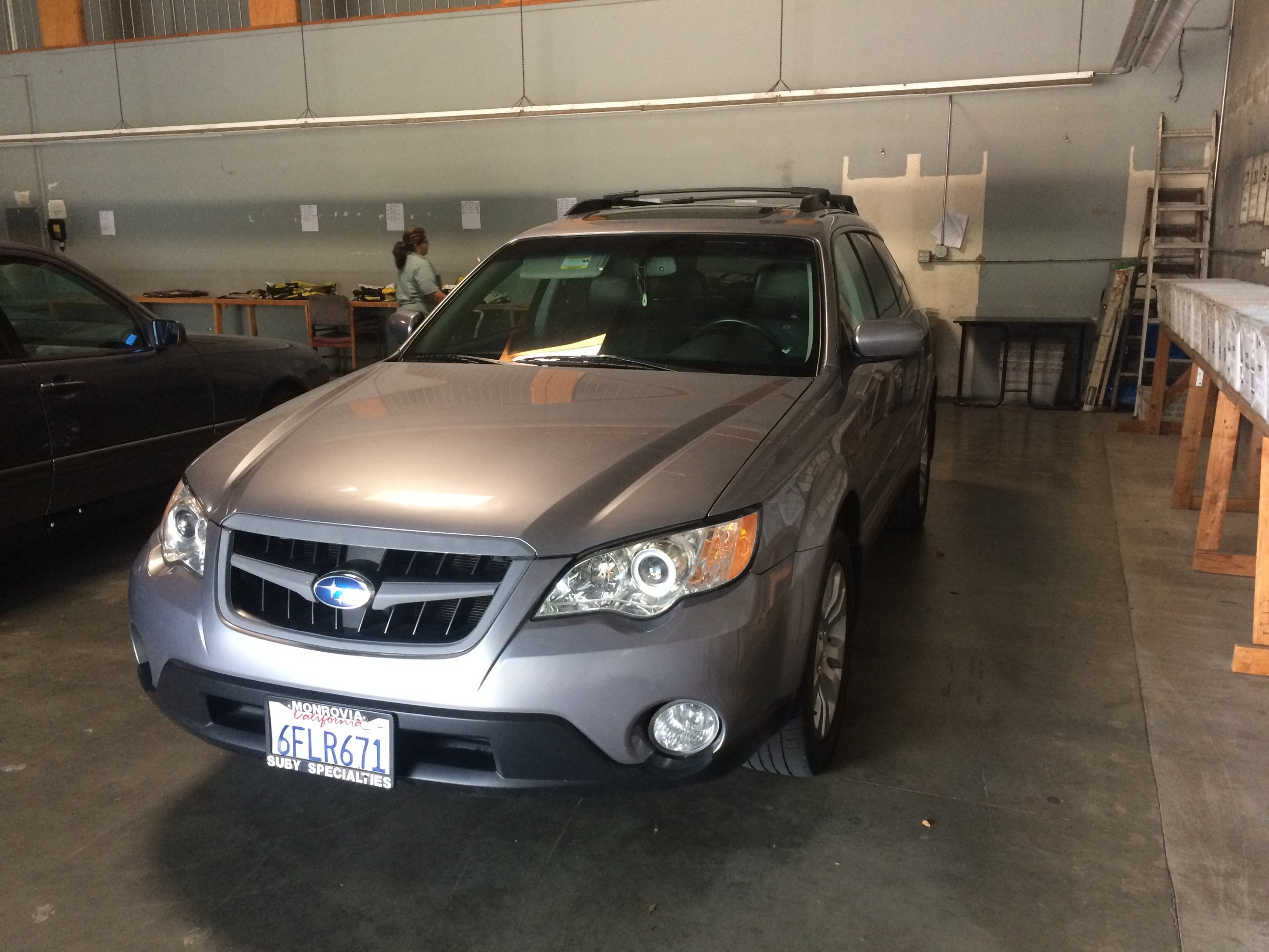 2009 Subaru Outback 2 5 Pzev 14500 Los Angeles