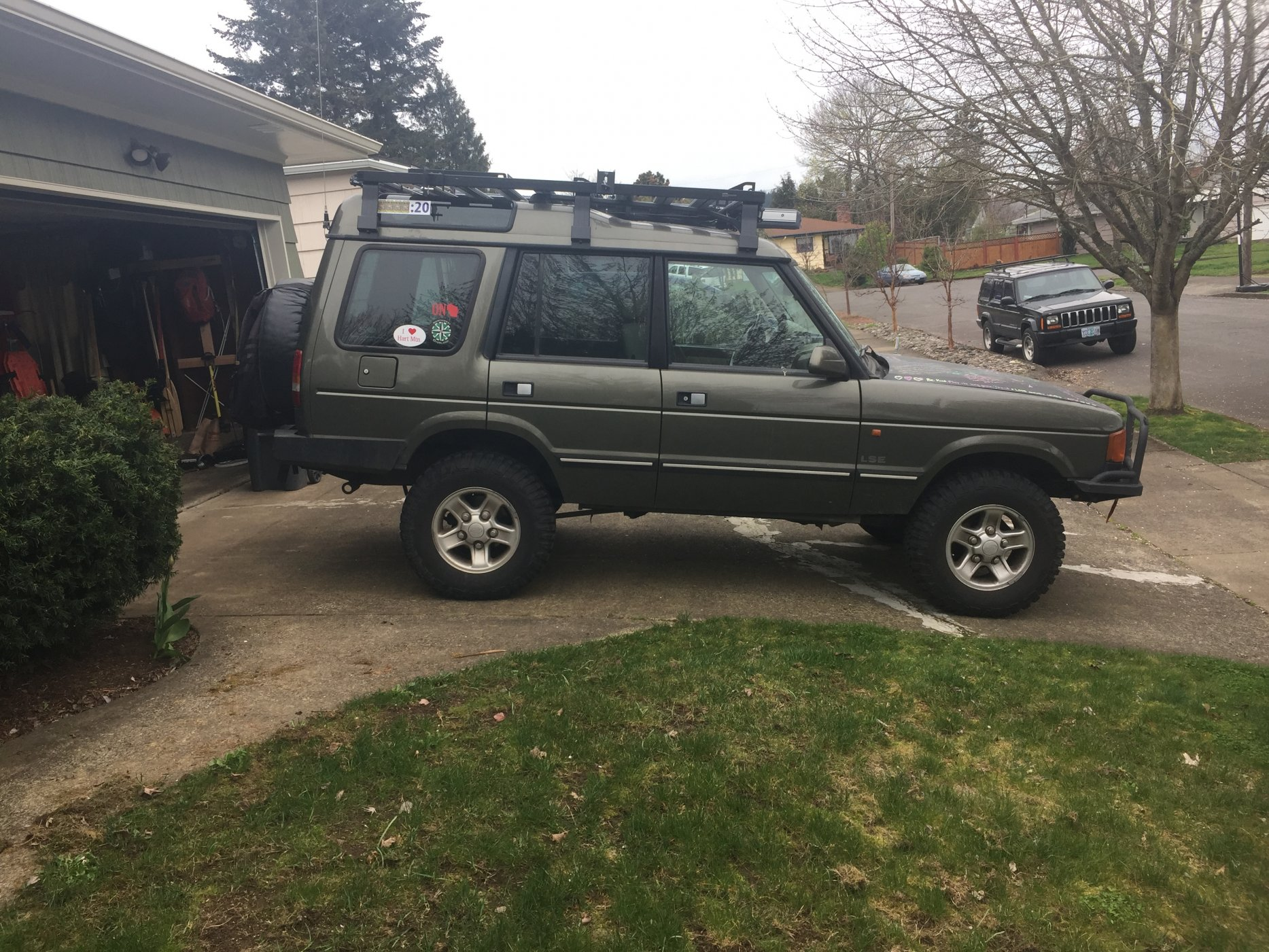 1998 Discovery 1 LSE Portland OR $8500 Expedition Portal