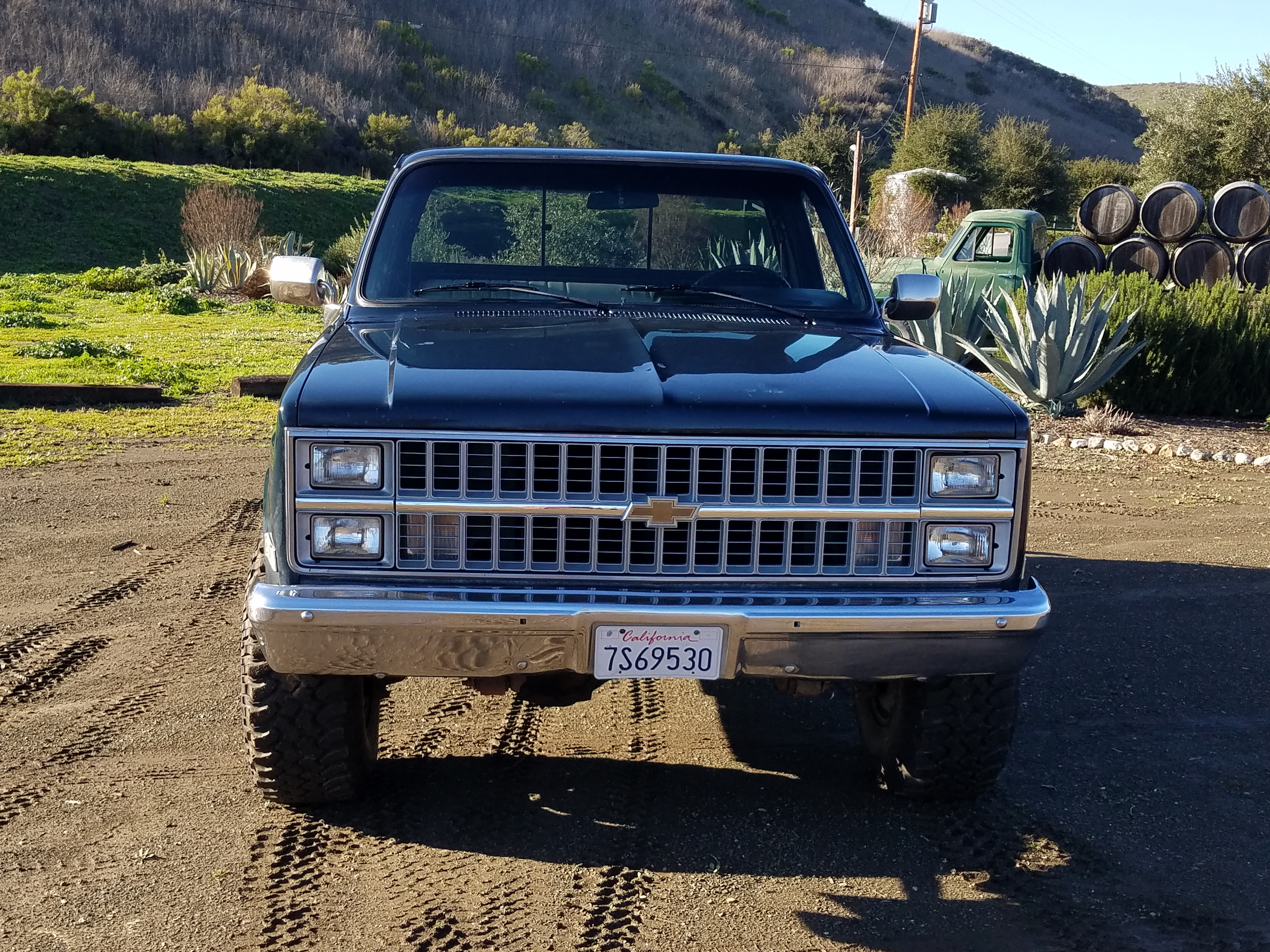 1985 Chevy Short Bed 9500 Ca Sold Expedition Portal