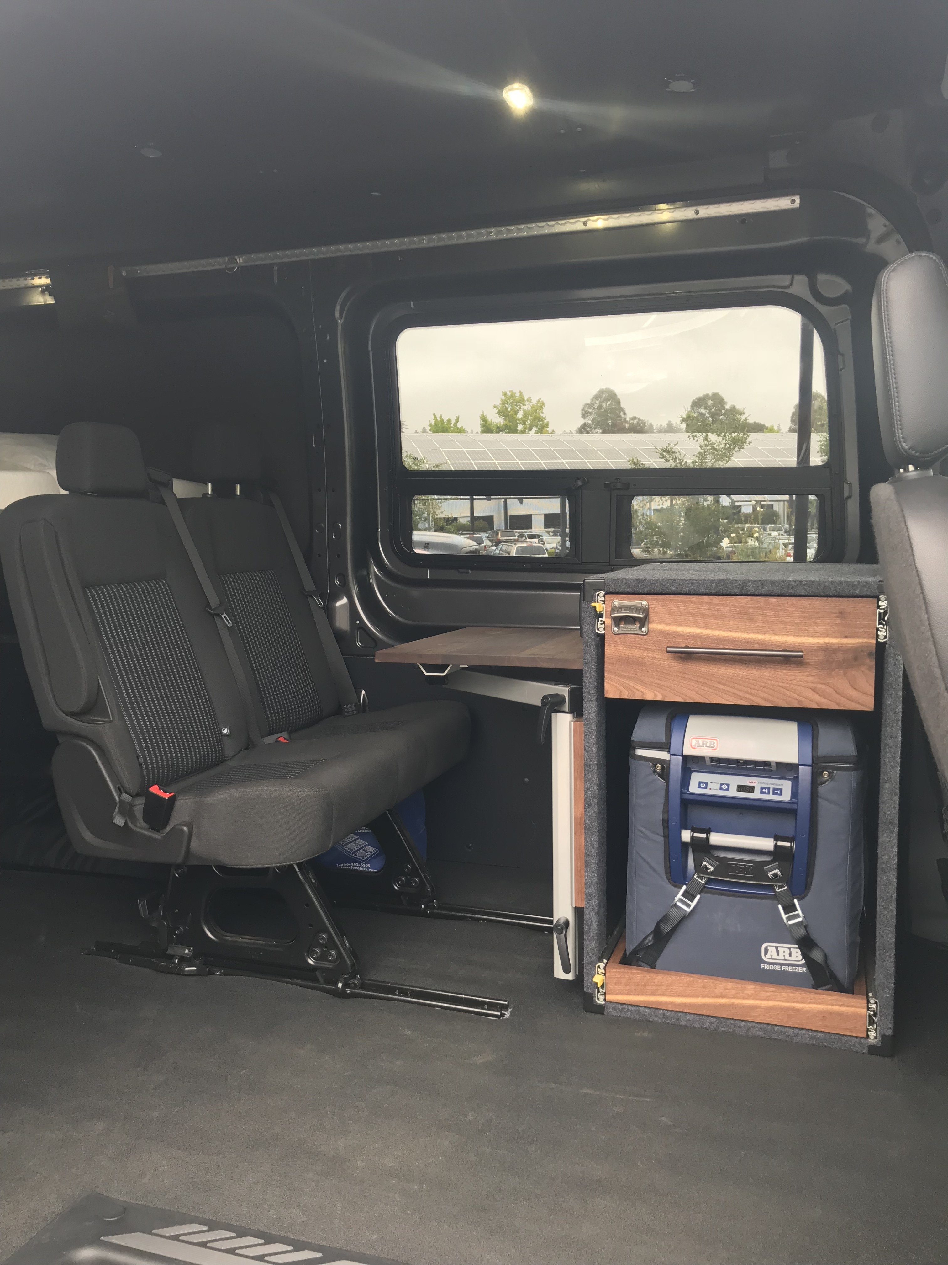 SOLD: 2018 Ford Transit Quigley 4x4 Camper. | Expedition ...