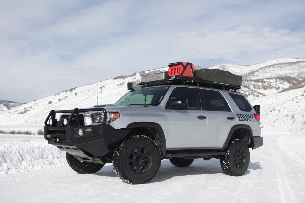 for sale equipt s 2013 toyota 5th gen 4runner trail edition expedition portal. Black Bedroom Furniture Sets. Home Design Ideas